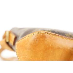 Louis Vuitton Monogram Trotteur Crossbody bag 444lvs32