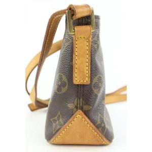 Louis Vuitton Monogram Trotteur Crossbody Bag 618lvs316
