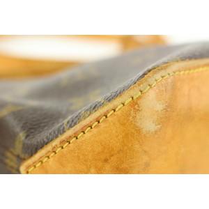 Louis Vuitton Monogram Trotteur Crossbody Bag 817lvs47