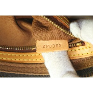 Louis Vuitton Monogram Trotteur Crossbody Bag 862844