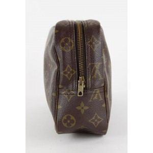 Louis Vuitton Monogram Trousse Toilette 28 Make Up Pouch 2LVS1216