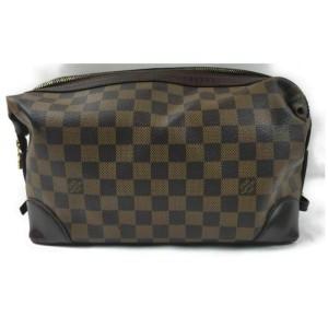 Louis Vuitton Damier Ebene Trousse Vaslav Cosmetic Bag 861541