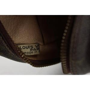 Louis Vuitton Monogram Trousse Toilette 23 Toiletry Case Travel Pouch 1LVS1216