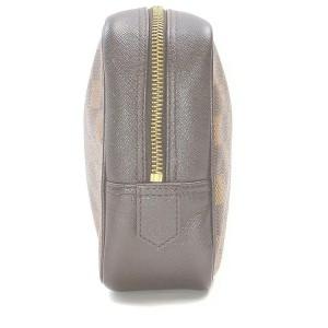 Louis Vuitton Damier Ebene Trousse Toieltte Bag Toiletry Pouch  863064