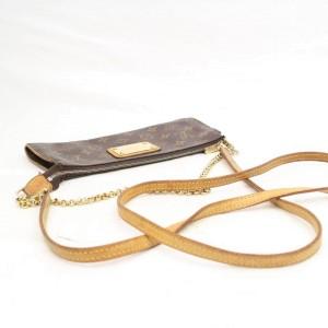 Louis Vuitton (Ultra Rare) Monogram Sophie 2way 868570 Brown Coated Canvas Shoulder Bag
