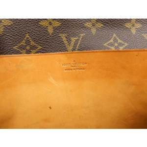 Louis Vuitton (Ultra Rare) No. 230 Portable Serviette Desktop Organizer 860798