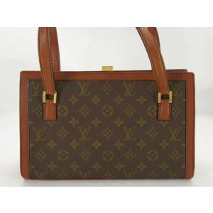 Louis Vuitton Ultra Rare NO.167 Monogram Sac Bavolet Tote  862990