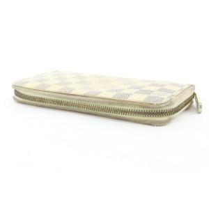 Louis Vuitton  Damier Azur Long Zippy Wallet 267lvs216