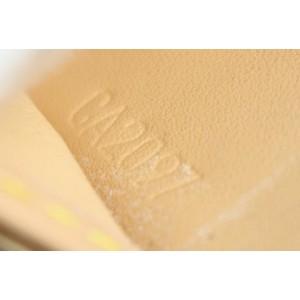 Louis Vuitton Zippy Wallet White Mongram 11le0109 Multicolor Coated Canvas Wristlet