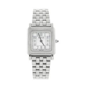 Tiffany & Co. Square Ladies Watch