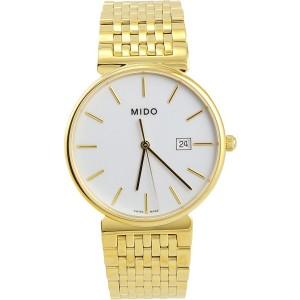 Mido Dorada M0096103301100 38mm Mens Watch
