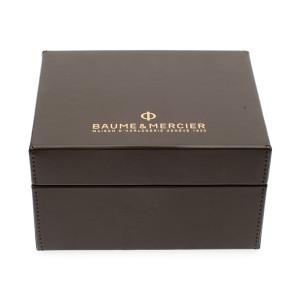 Baume & Mercier Hampton 10047 Automatic Silver Dial 45mm Mens Watch