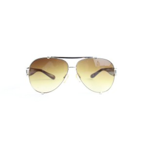 Marc by Marc Jacobs MMJ 064/S Brown Aviator Sunglasses 4MR0702