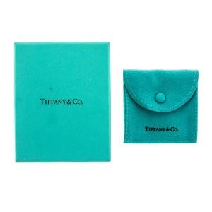 Tiffany & Co. Sterling Silver Heart Link Bracelet