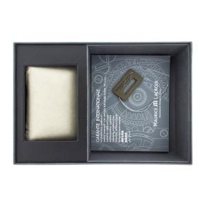 Maurice Lacroix Men's LC6058-SS001130 Les Classiqu Chronograph Automatic Watch