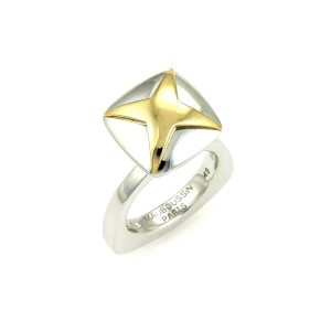 Mauboussin Paris 18K Two Tone Ring