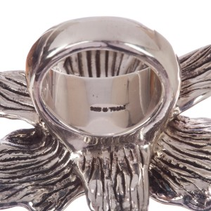 Handmade Futuristic Ring