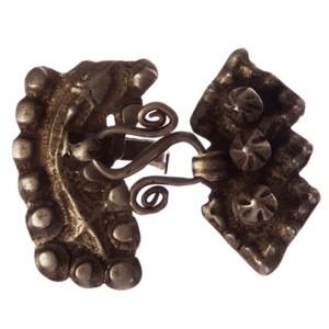 Two Finger Bedouin Ring