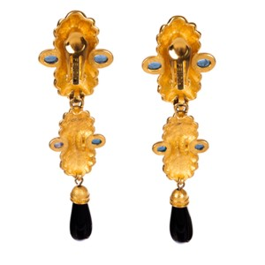 Fendi Chandelier Earrings