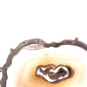 Alberto Juan Sterling Silver Bezel Set Banded Agate Necklace