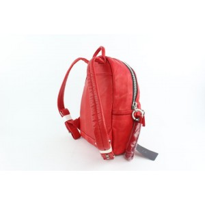 MCM Tumbler Leather Backpack TBMC1