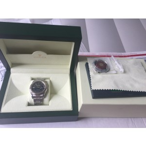 Rolex Datejust II 116334 18K White Gold and Stainless Steel 41mm Watch