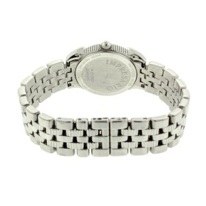Concord Impresario 0309036 Diamond Bezel Women's Stainless Steel Watch