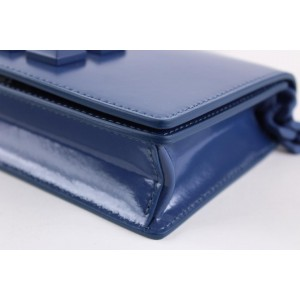 Off-White™  Blue Jitney 0.5 Crossbody Chain Flap Crossbody Bag  13off1221