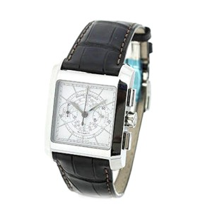Baume & Mercies Hampton Stainless Steel 44mm Watch