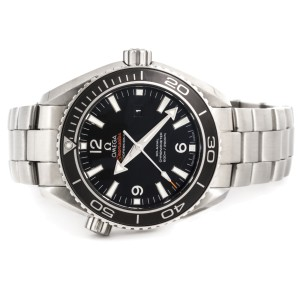 Omega Seamaster Planet Ocean 600m 232.30.38.20.01.001 Stainless Steel Mens Watch