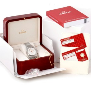 Omega DeVille 422.10.41.50.04.001 Stainless Steel Automatic 41mm Mens Watch