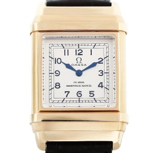 Omega Museum 18K Rose Gold 33.5 mm Mens Watch
