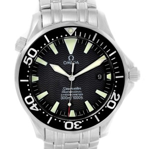Omega Seamaster 2254.50.00 Stainless Steel 41mm Mens Watch