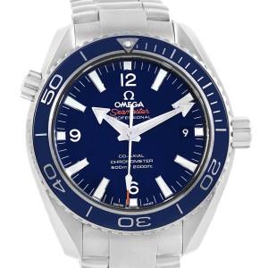 Omega Seamaster Planet Ocean 232.90.42.21.03.001 Titanium Automatic 42mm Mens Watch