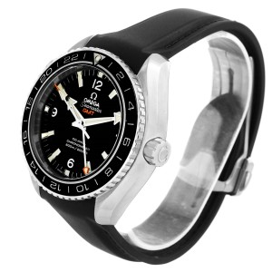 Omega Seamaster Planet Ocean 232.32.44.22.01.001 Stainless Steel & Rubber 43.5mm Mens Watch