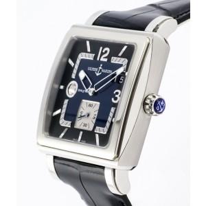 Ulysse Nardin Quadrato Dual Time 243-92/632 Watch