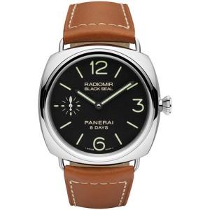 Panerai Radiomir PAM00609 Stainless Steel / Leather 45mm Mens Watch