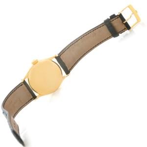 Patek Philippe Calatrava 2457 18K Yellow Gold 31mm Mens Watch 1951