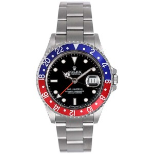 Rolex GMT-Master II 16710 Blue/Red Pepsi