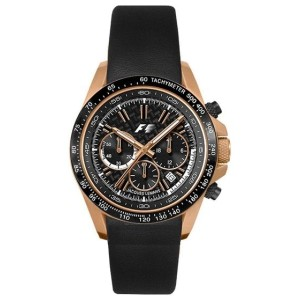 Jacques Lemans F5006G Rose Gold Formula One Womens Watch