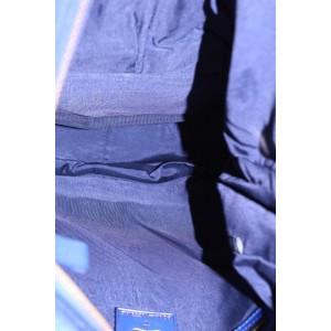 Pour La Victoire Blue Leather Hobo Bag 3PV1218
