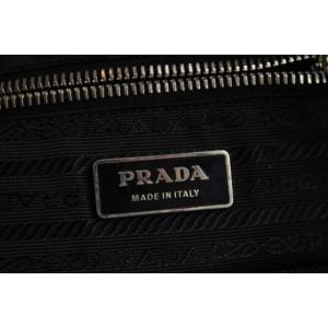 Prada Black Nylon Tessuto Small Tote Bag 13PR1216