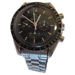 Omega Speedmaster Stainless Steel Watch