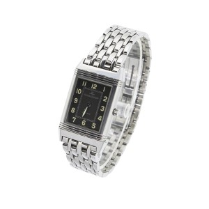 Jaeger-Lecoultre Reverso Ref. 251.8.86 Classic, Black dial Watch