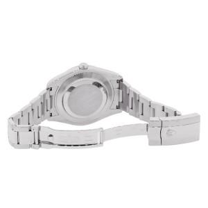 Rolex 116334 BKIO Datejust II Black Dial Watch