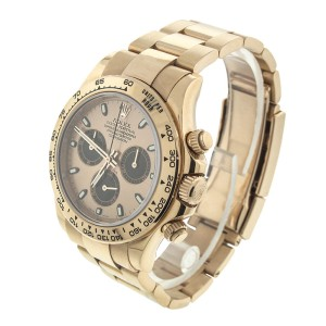 Rolex Oyster Perpetual Cosmograph Daytona Rose Gold Watch
