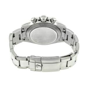 Rolex 116520 Daytona Black Cosmograph Dial Watch