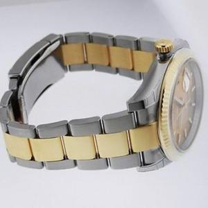 Rolex Datejust 116233 Champagne Index Mens Watch