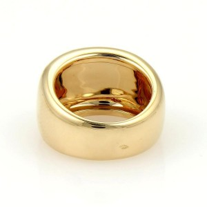 Cartier Yellow Gold Nouvelle Vague Ring Size 6