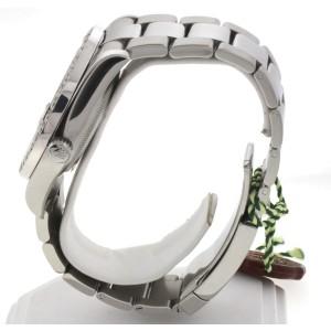 Rolex Datejust II 41MM Mens Watch 116300 Random Serial, 4.20ct Diamond Bezel